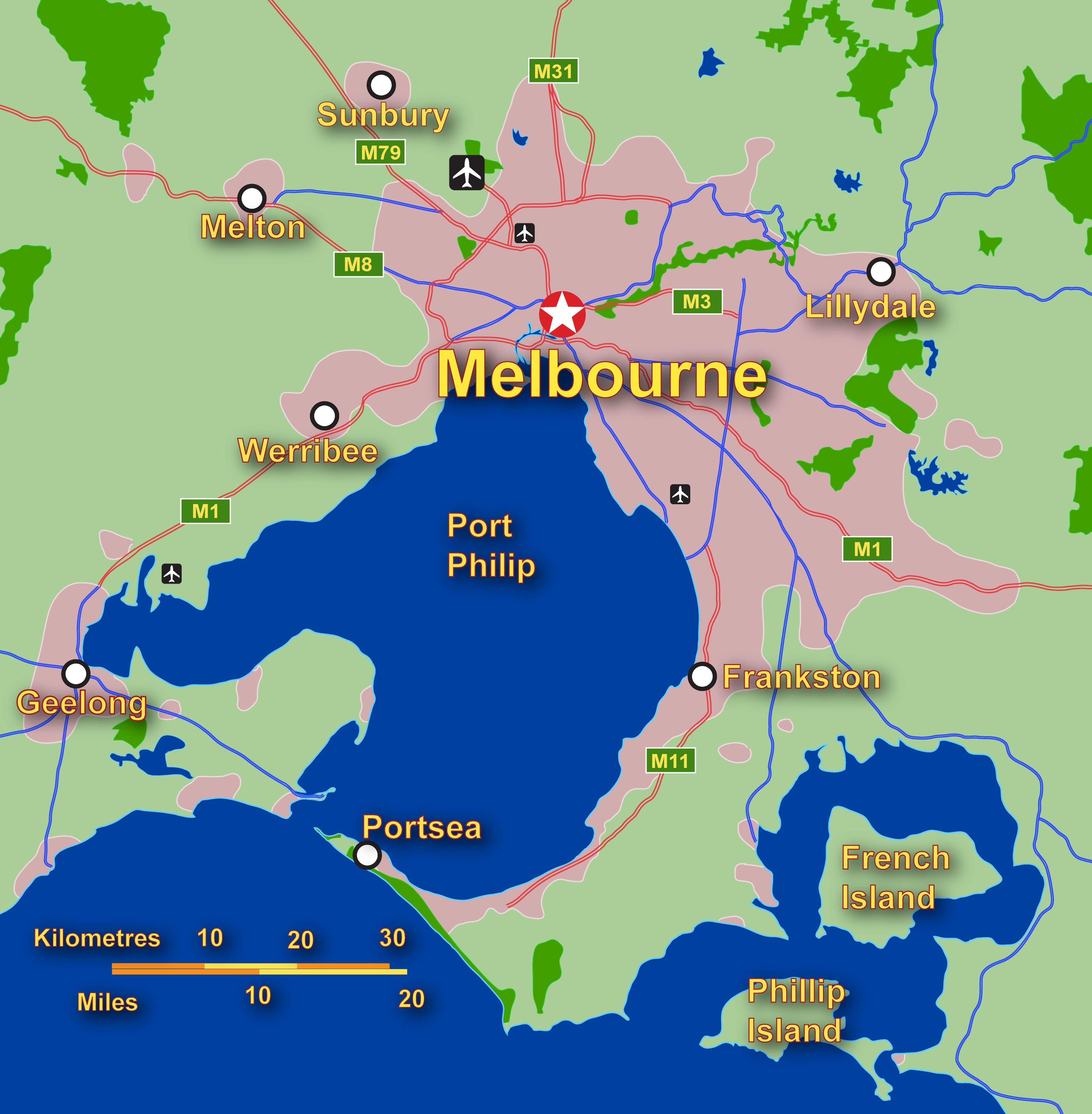 Talk:Melbourne/Archive 6 - Wikipedia, the free encyclopedia