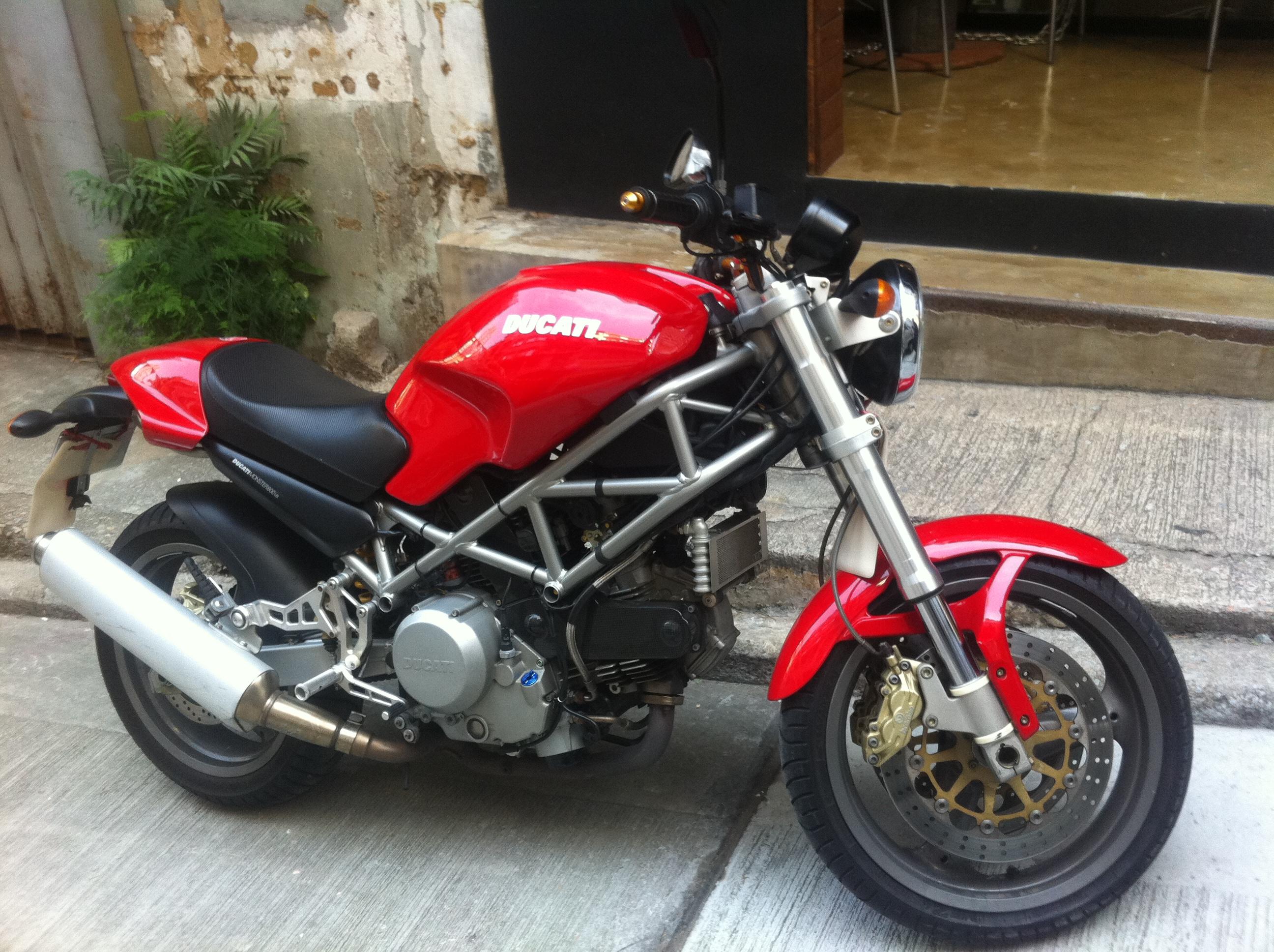 Ducati  Power