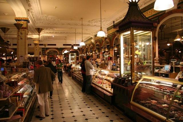 The Food Shop Theobalds Road