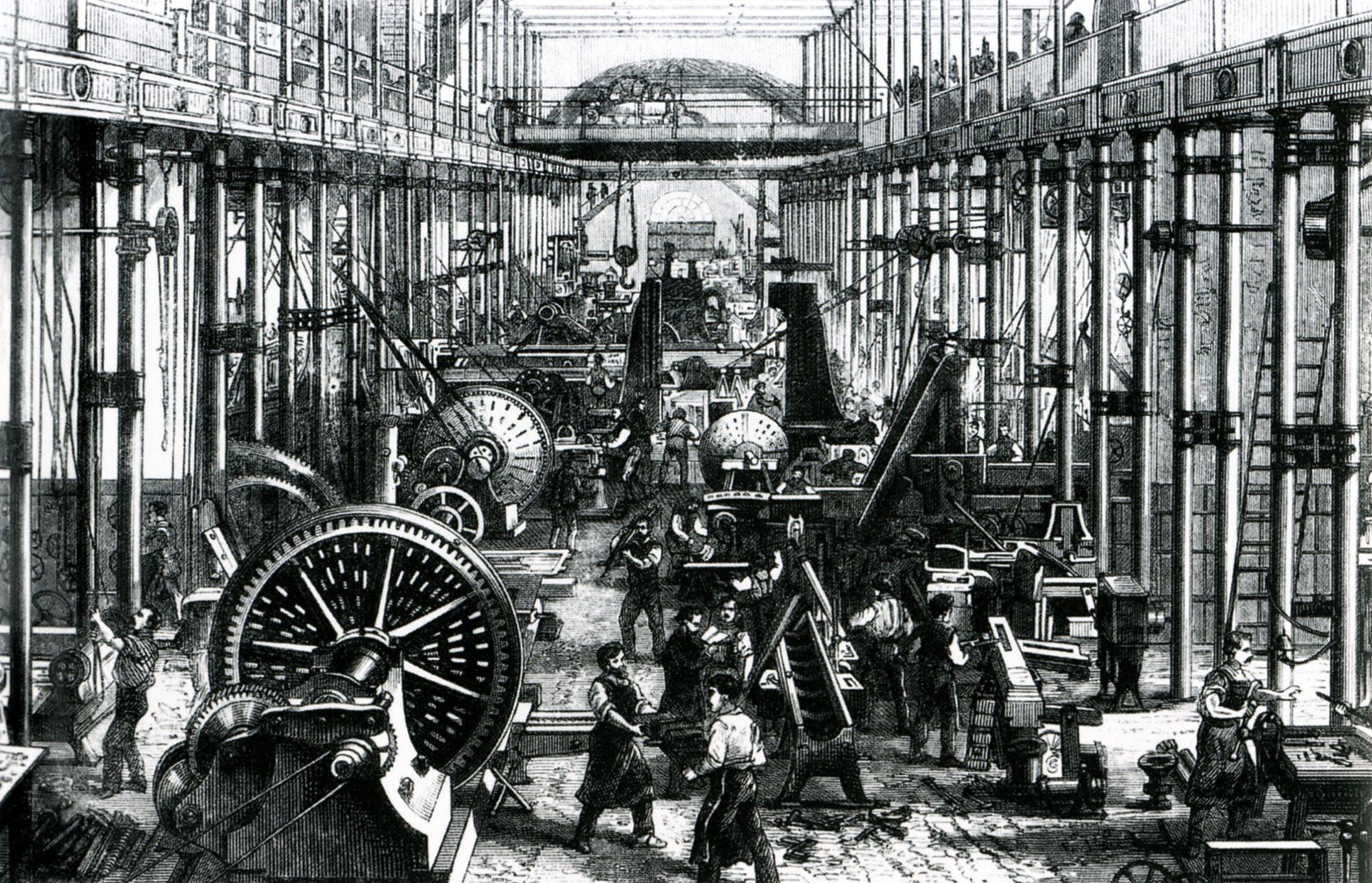 Why Did the Industrial Revolution Start in Britain?