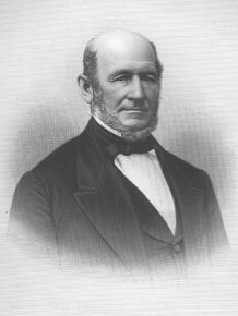 Heber C. Kimball American Mormon leader