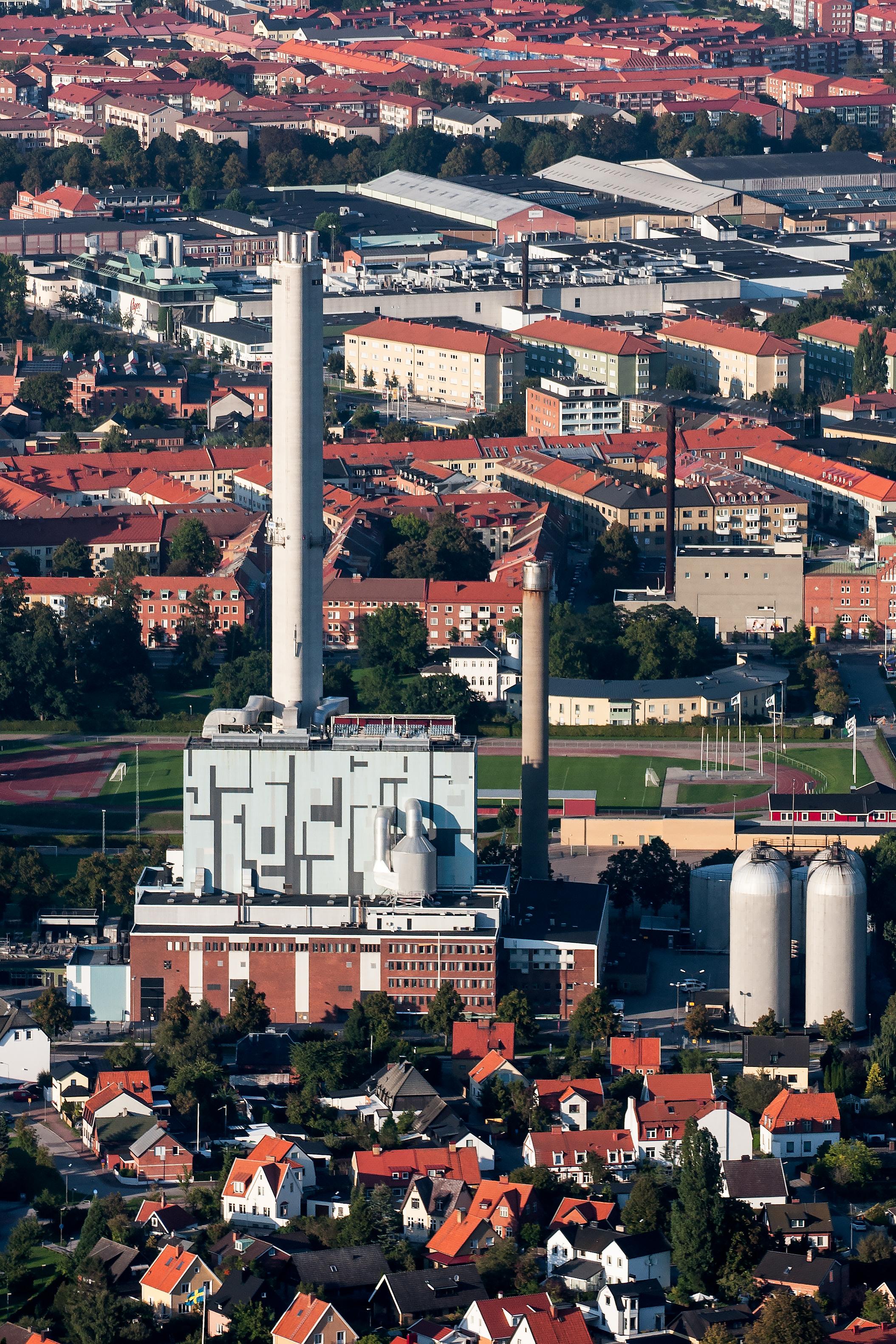 Heleneholmsverket