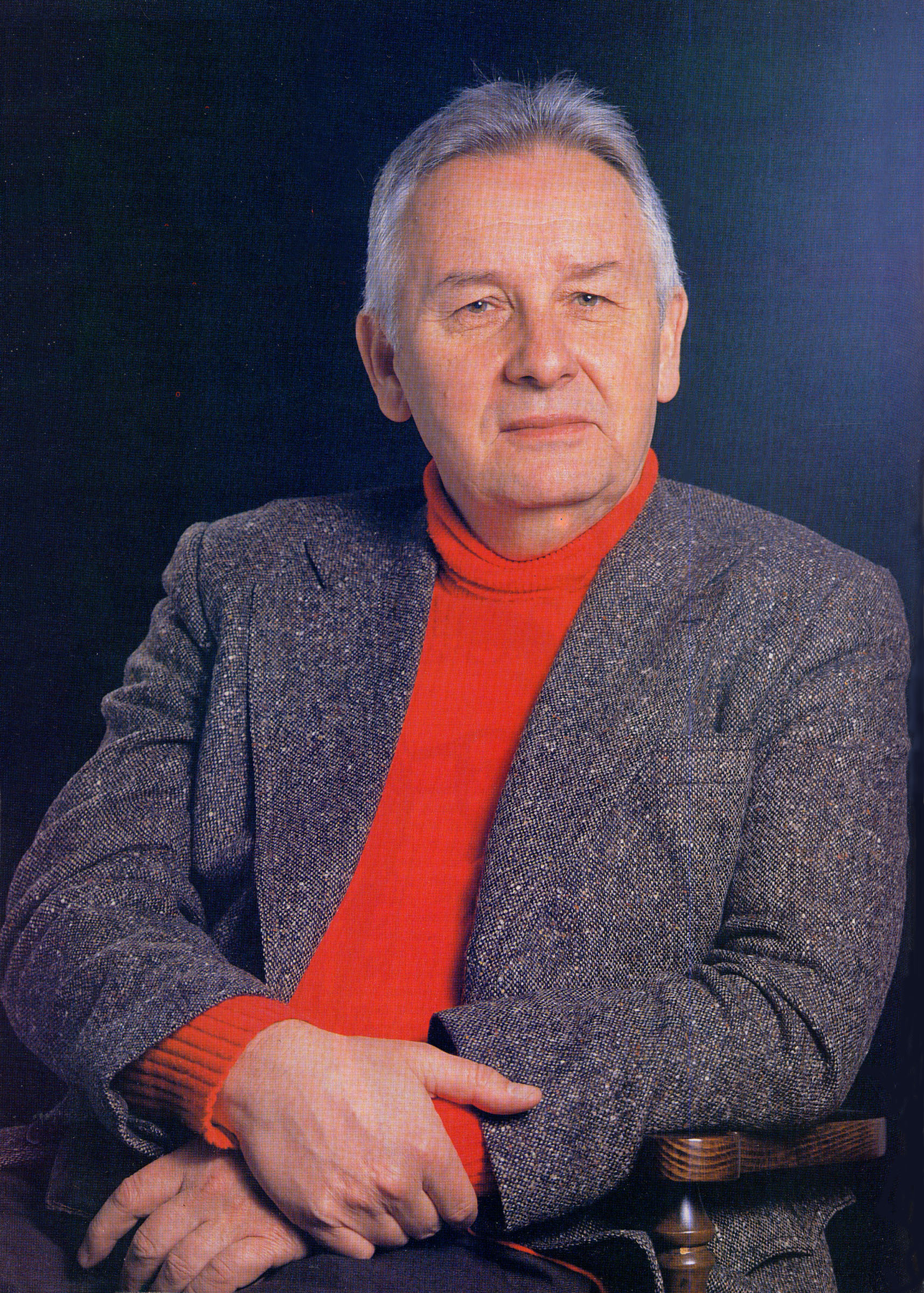 Picture of a band or musician: Henryk Mikołaj Górecki