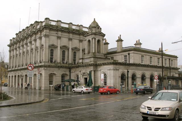 Heuston Station, Dublin - geograph.org.uk - 375413