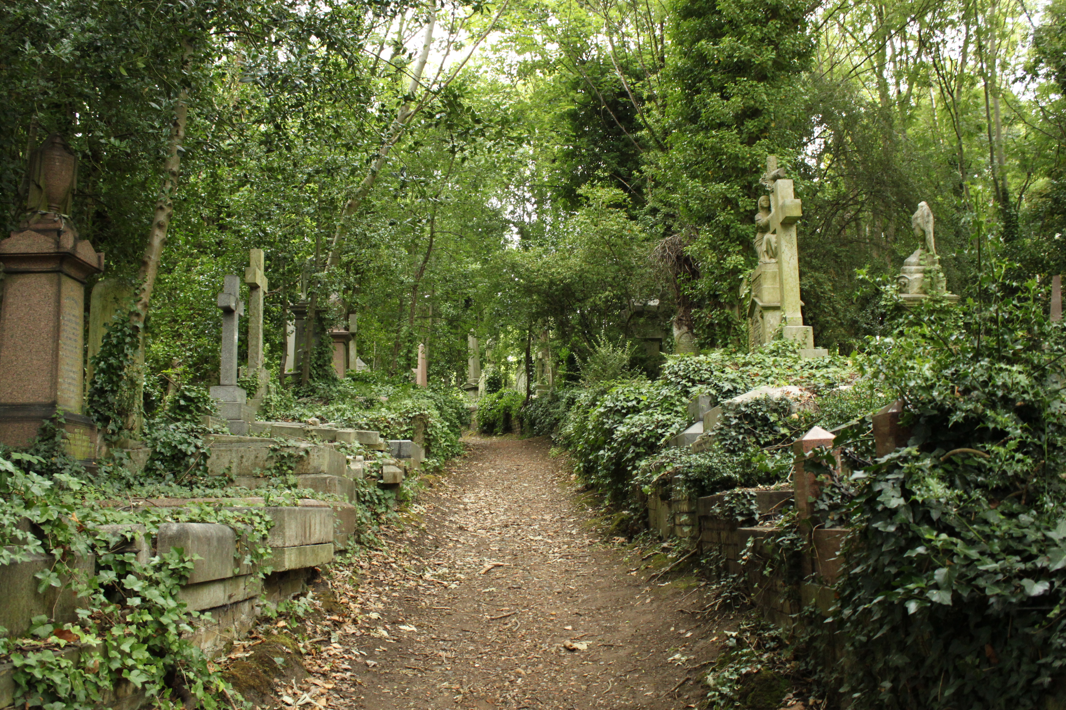 Highgate Cemetery - Wikipedia