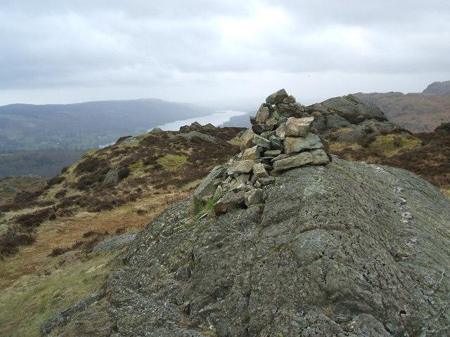 Holme Fell summit - geograph.org.uk - 747977