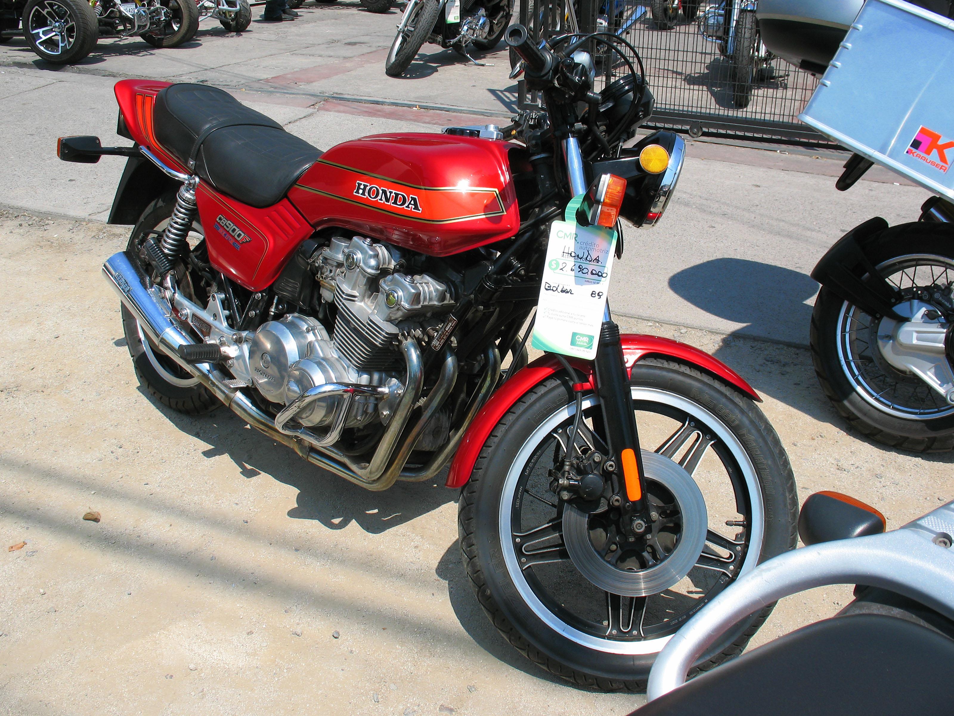 Build A Honda >> File:Honda CB 900F Boldor 1989 (12578546174).jpg ...