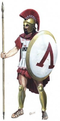 Resultat d'imatges de espartans