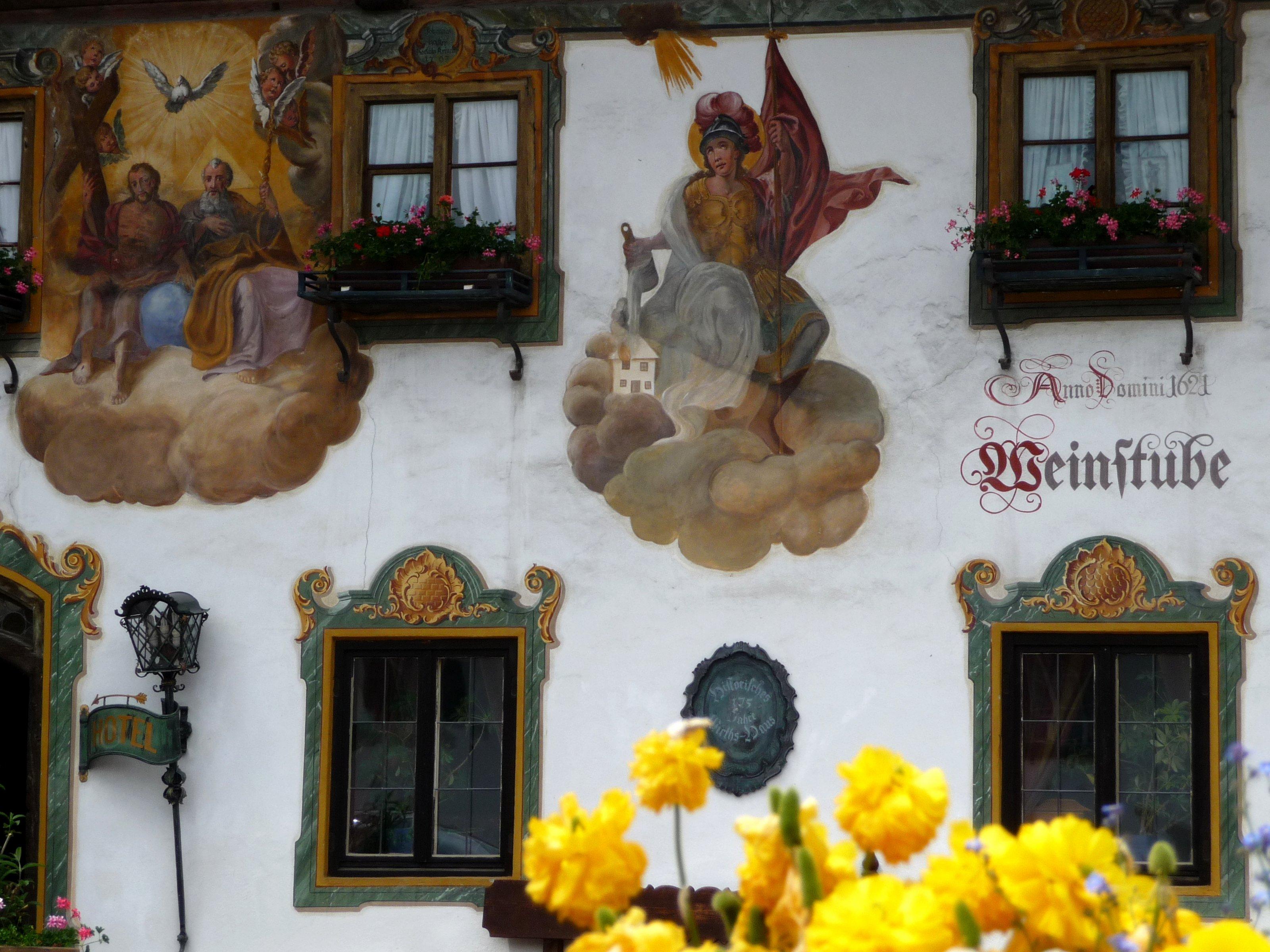 Hotel Zur Post Wallgau