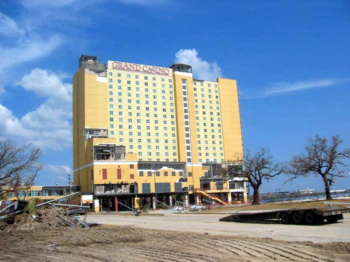 Gulfport mississippi casino resorts