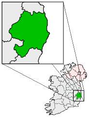 Location of Greystones
