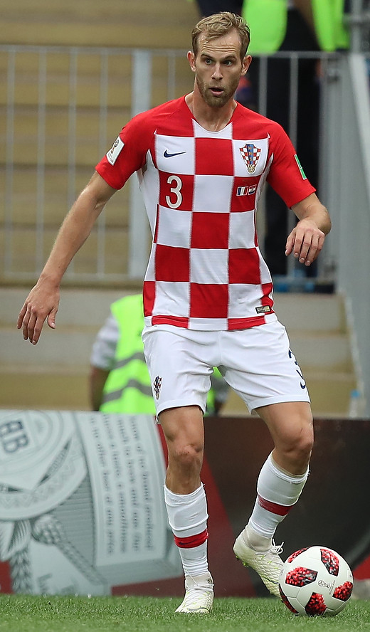 Ivan Strinić - Wikipedia