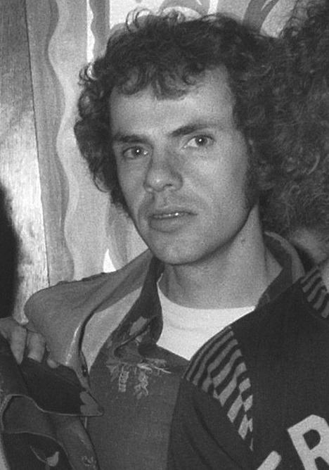 Jan de Bont in 1973