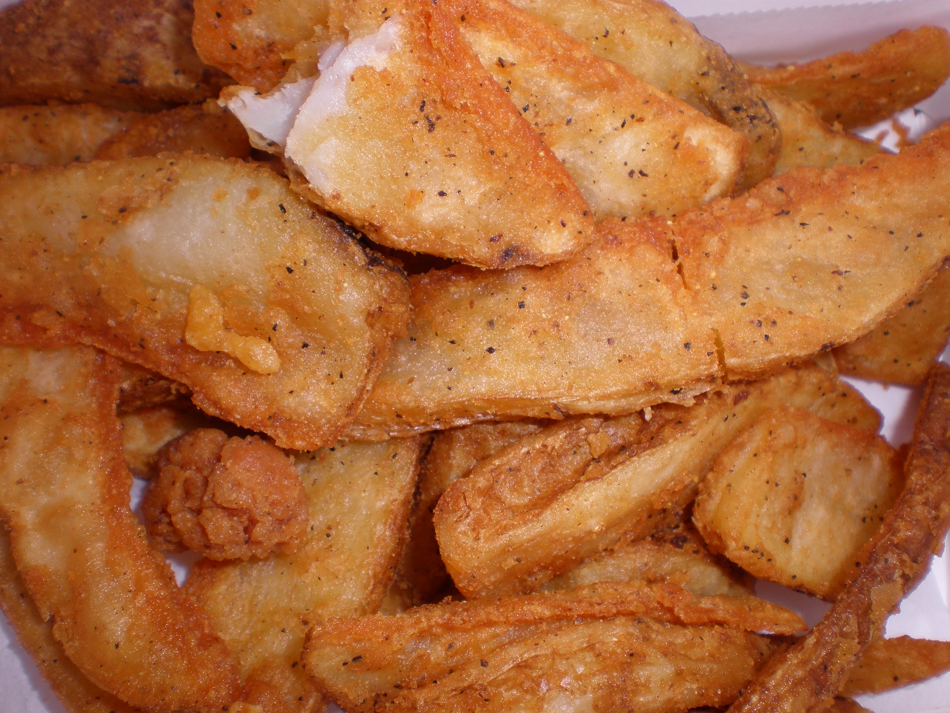 File:KFC potato wedges.JPGFried Potato Wedges Kfc