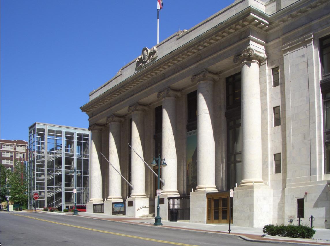 Kansas City Central Public Library Downtown Kansas City