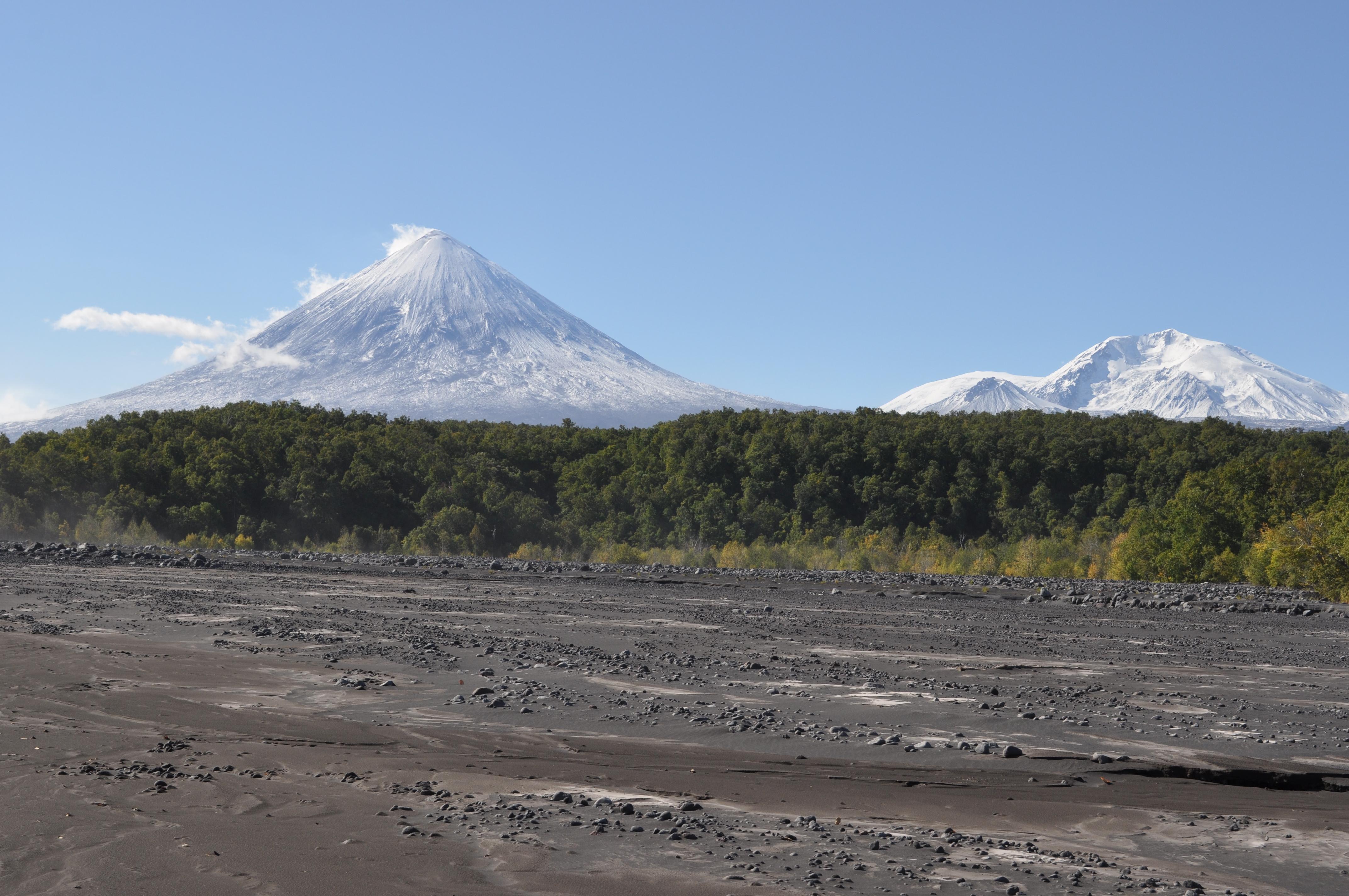 Klyuchevskoi Volcano.JPG