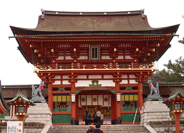 Kyoto FushimiInari01