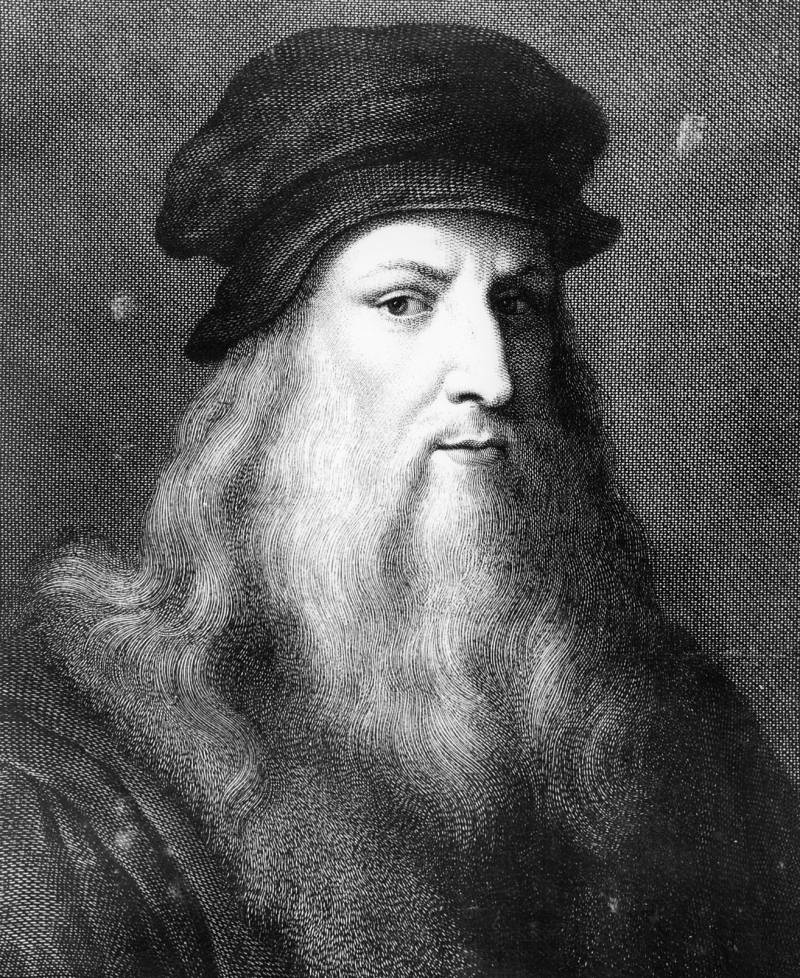 5 Things You Probably Didn't Know About Leonardo da Vinci