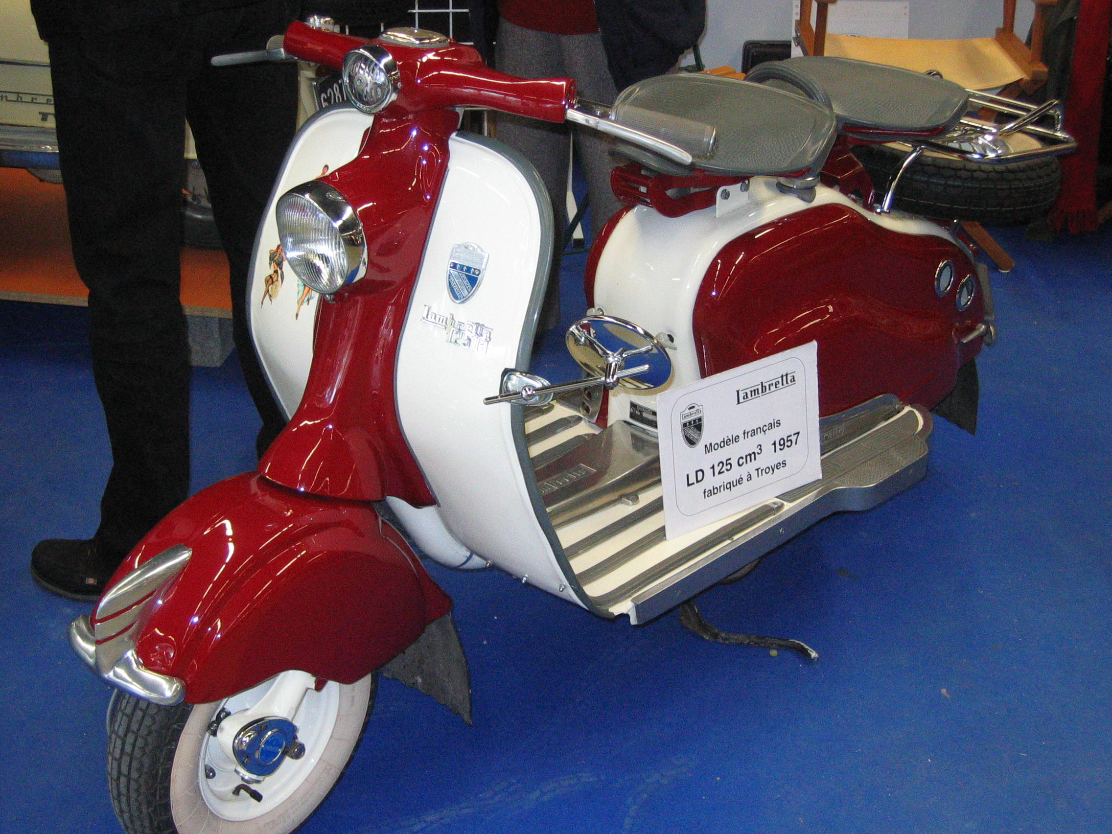 Lambretta Bed Mattress Sale