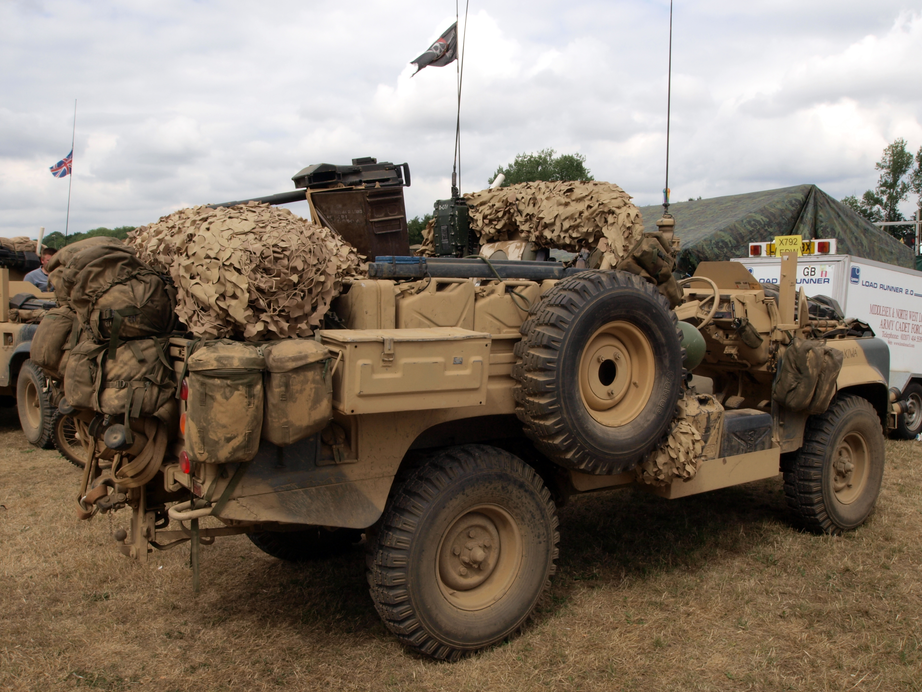 File Land Rover 110 Sas Jpg Wikimedia Commons
