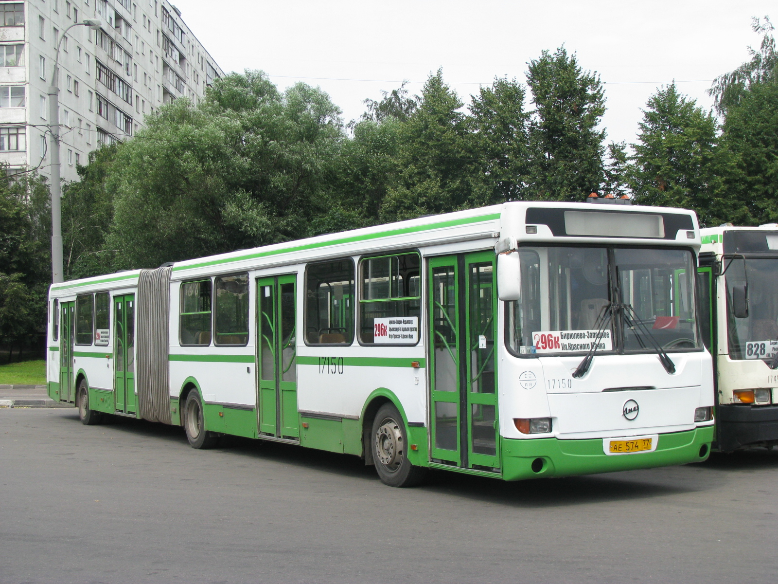Bus LiAZ-6212: photos, specifications 67