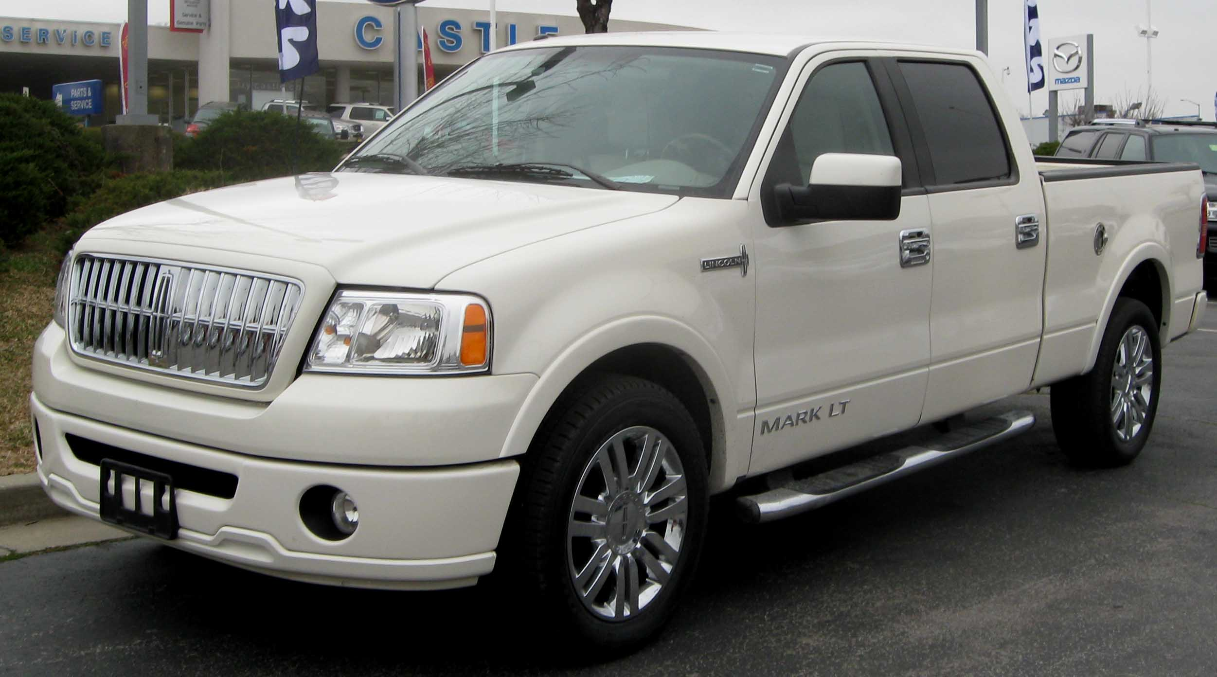 Lincoln Mark Lt Wikipedia
