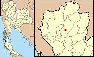 Location in Northern Thai