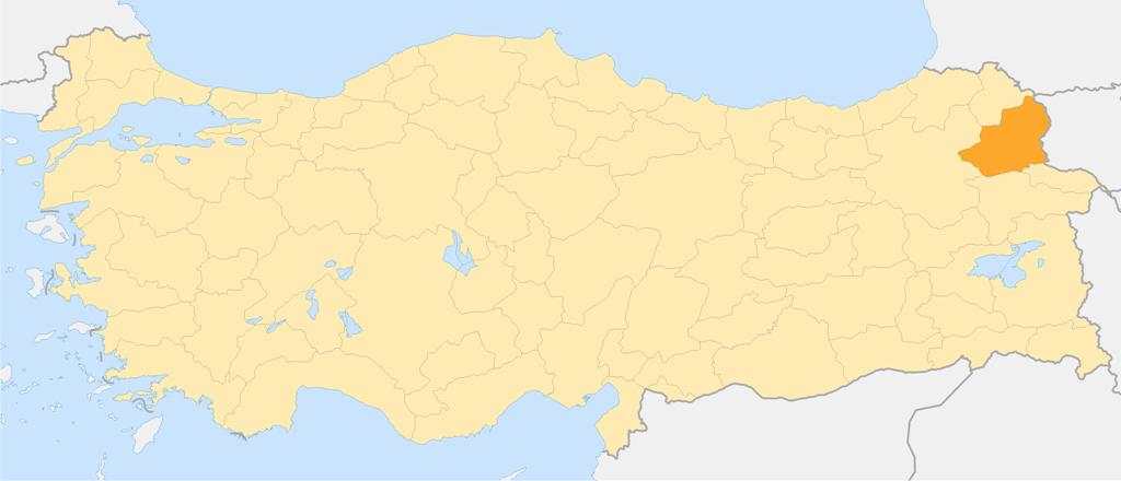 Locator map-Kars Province.png