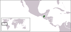 Location of Los Altosas