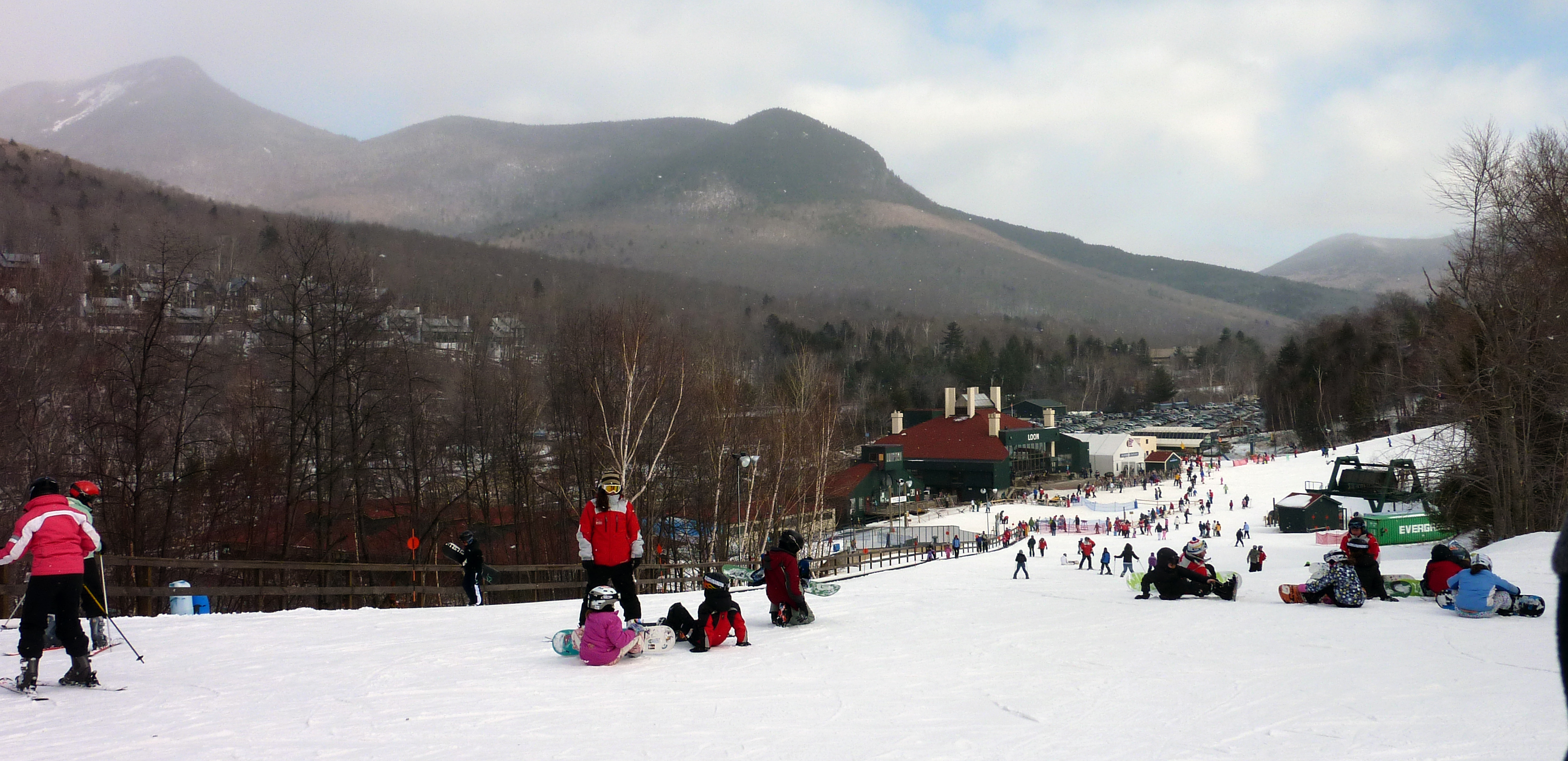 loon mountain ski resort - wikiwand