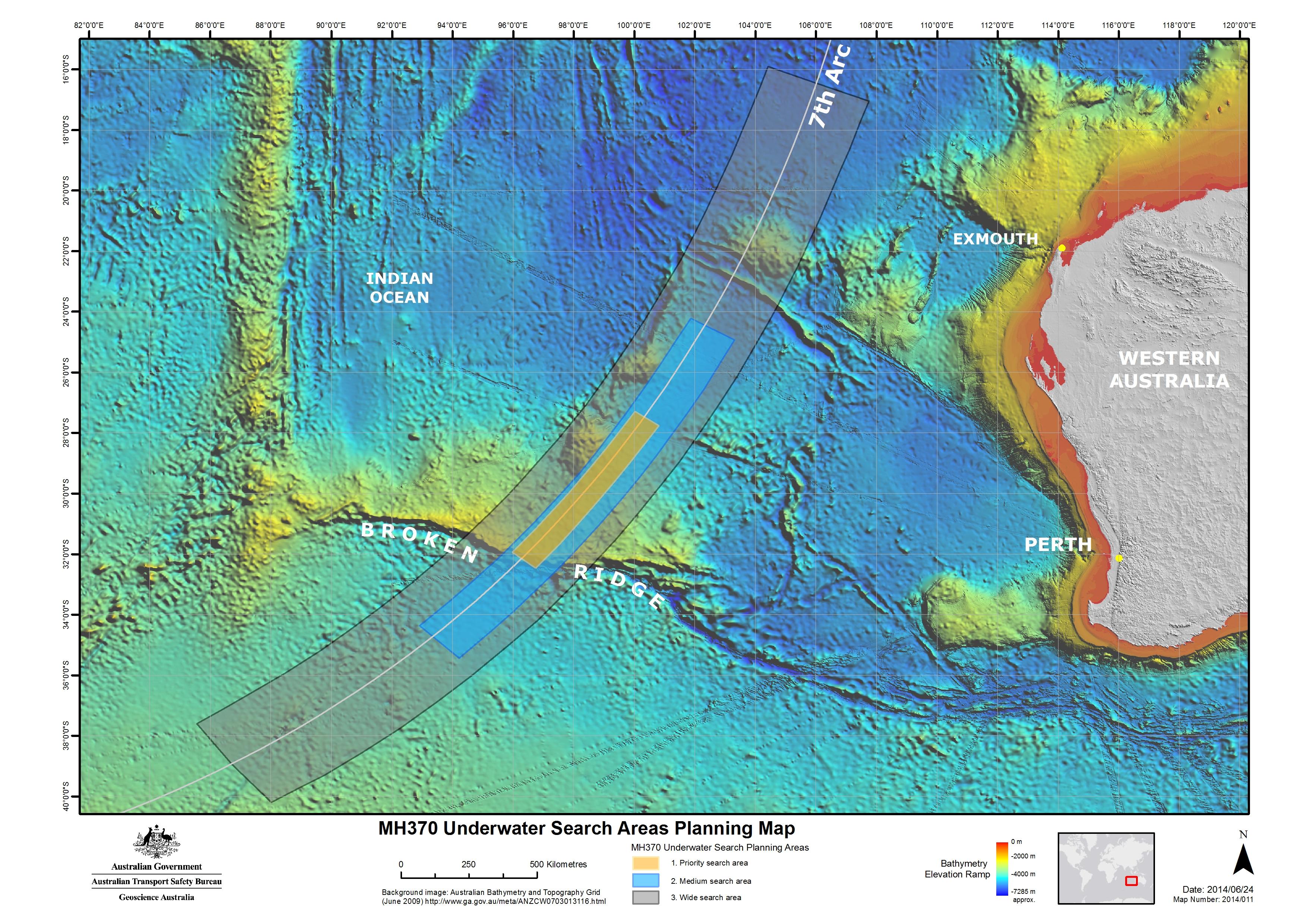 MH370 lugareños De remota isla Maldivas en el Océano Índico pudo haber visto Los Malaysia Airlines