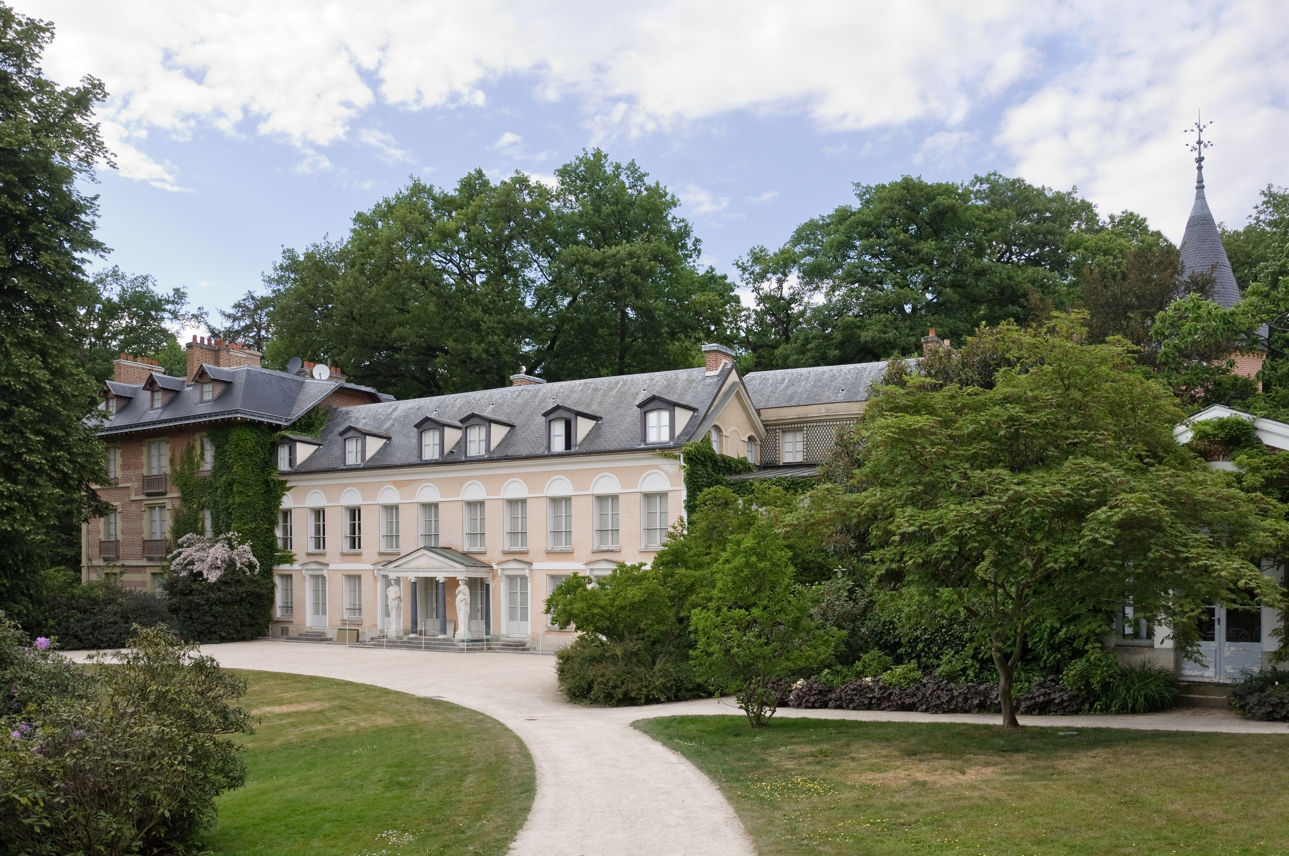 File maison chateaubriand vallee aux wikimedia - Piscine chatenay malabry ...