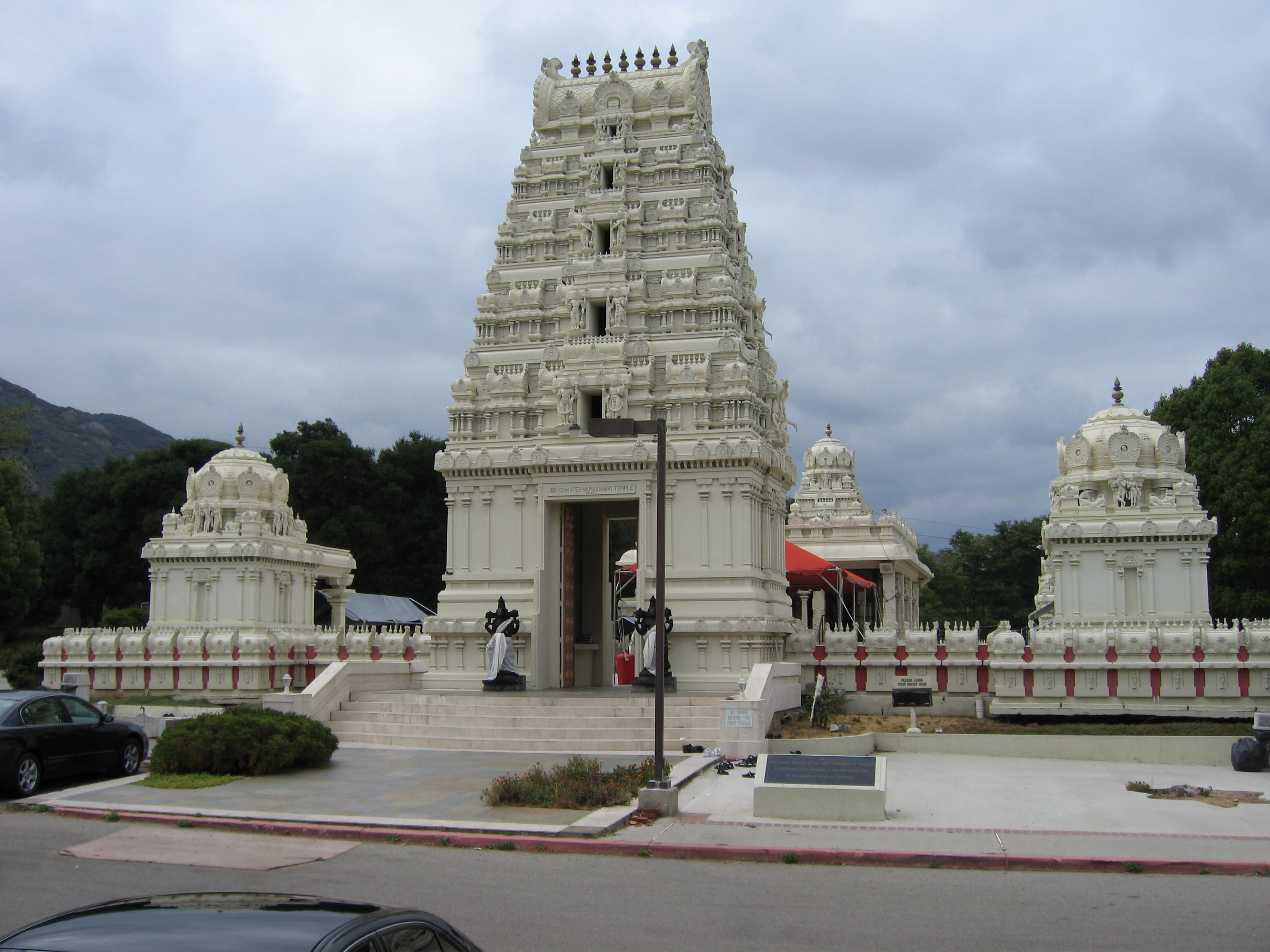 Hindu Temple - JungleKey.in Image