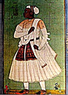 Malik Ambar (ca. 1624-5)