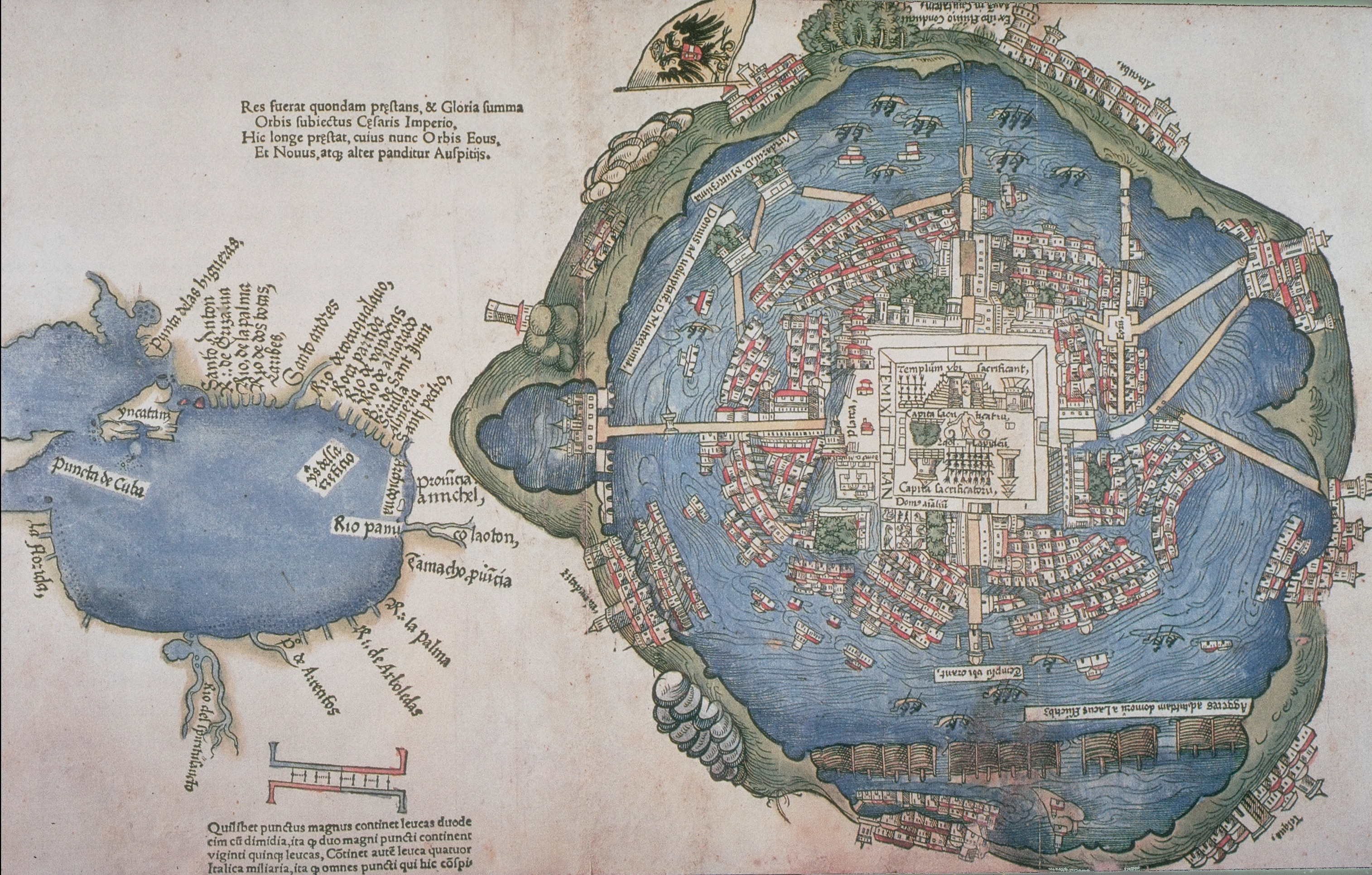 File:Map of Tenochtitlan, 1524.jpg - Wikimedia Commons