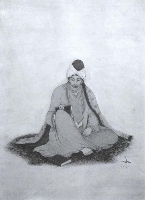 আত্মমগ্ন রুমি ও তার লেখালেখি মনোভাব