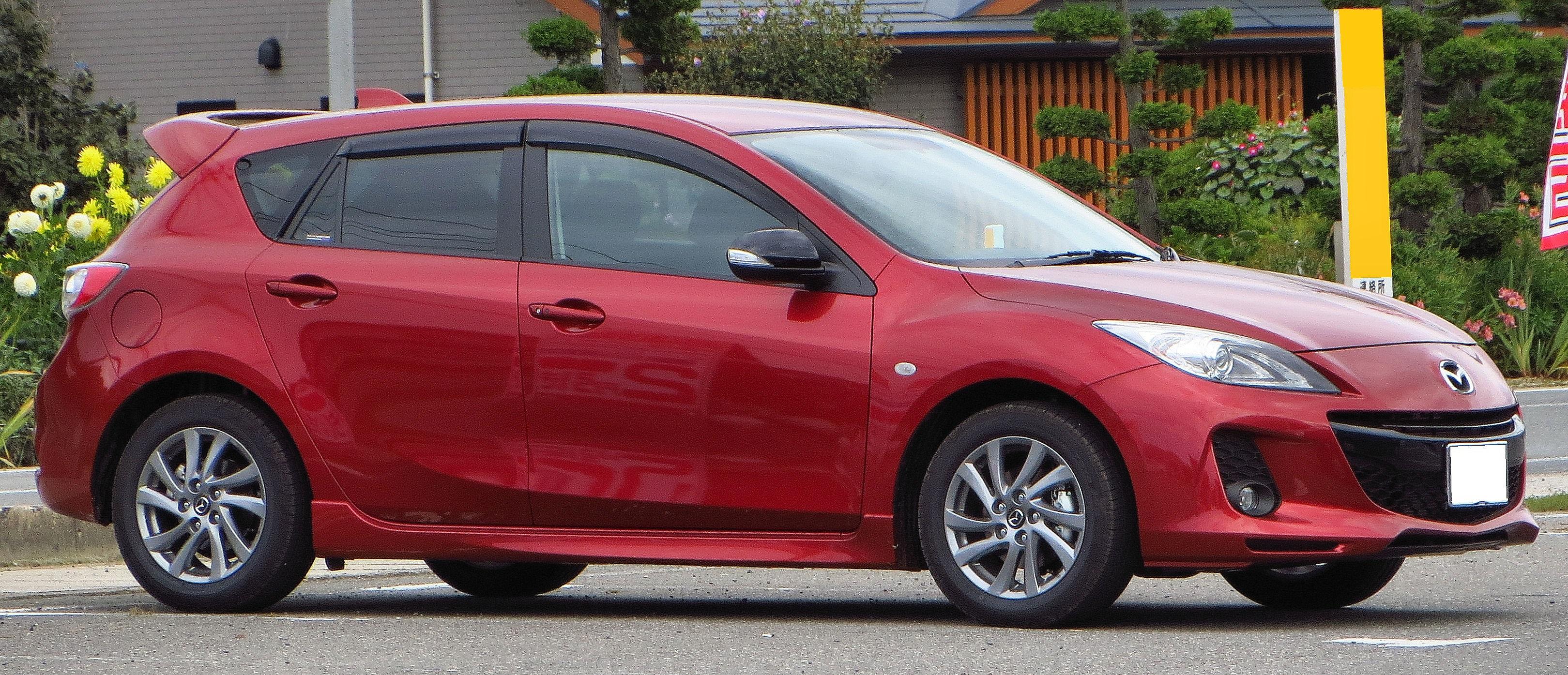 File:Mazda Axela 15S Sport Edition BL5FW.JPG - Wikimedia ...