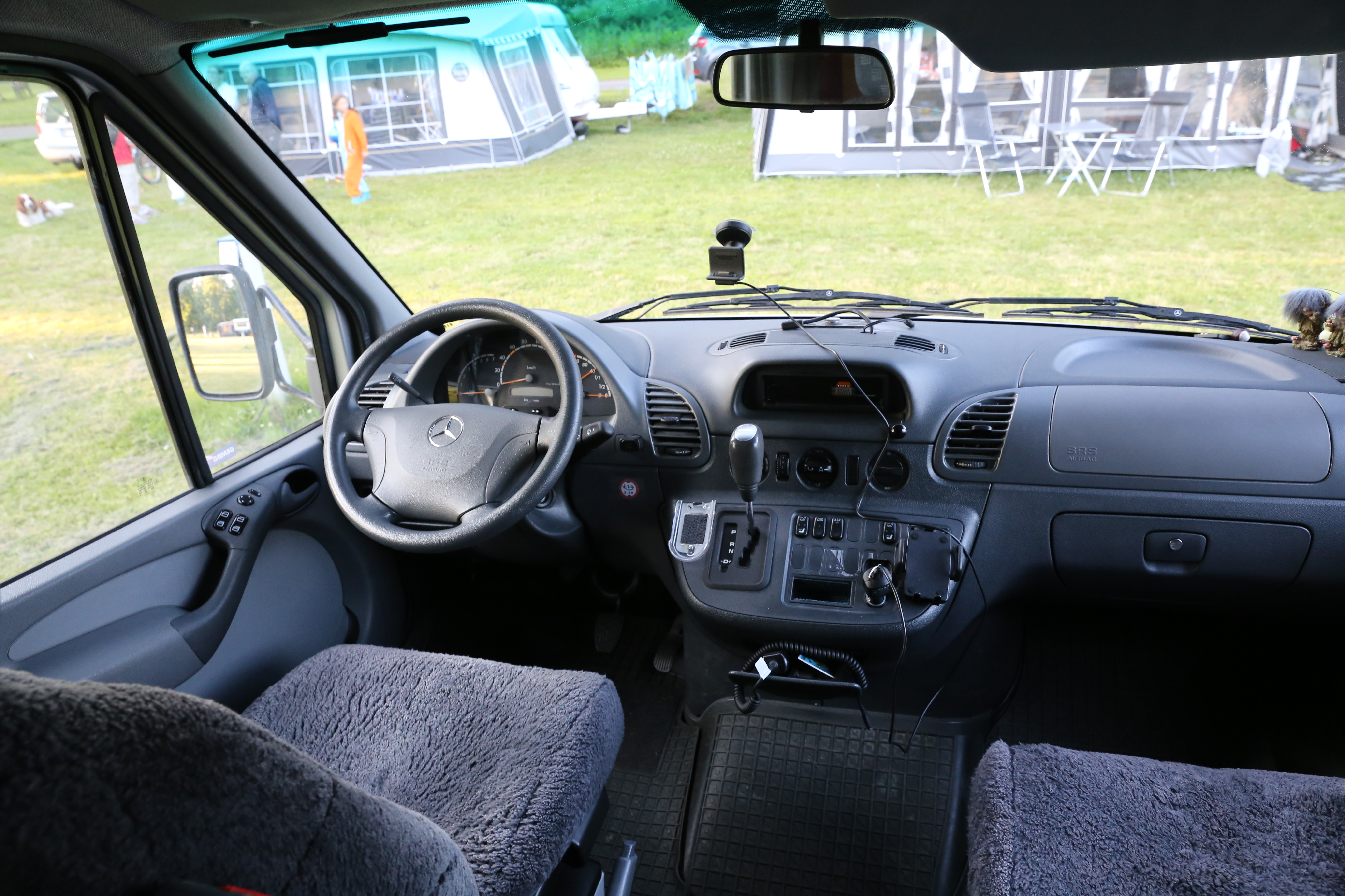 Perfect File:Mercedes Benz Sprinter Interior Dash Awesome Design