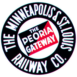 Minneapolis and St. Louis Railway American railroad from 1870 to 1960