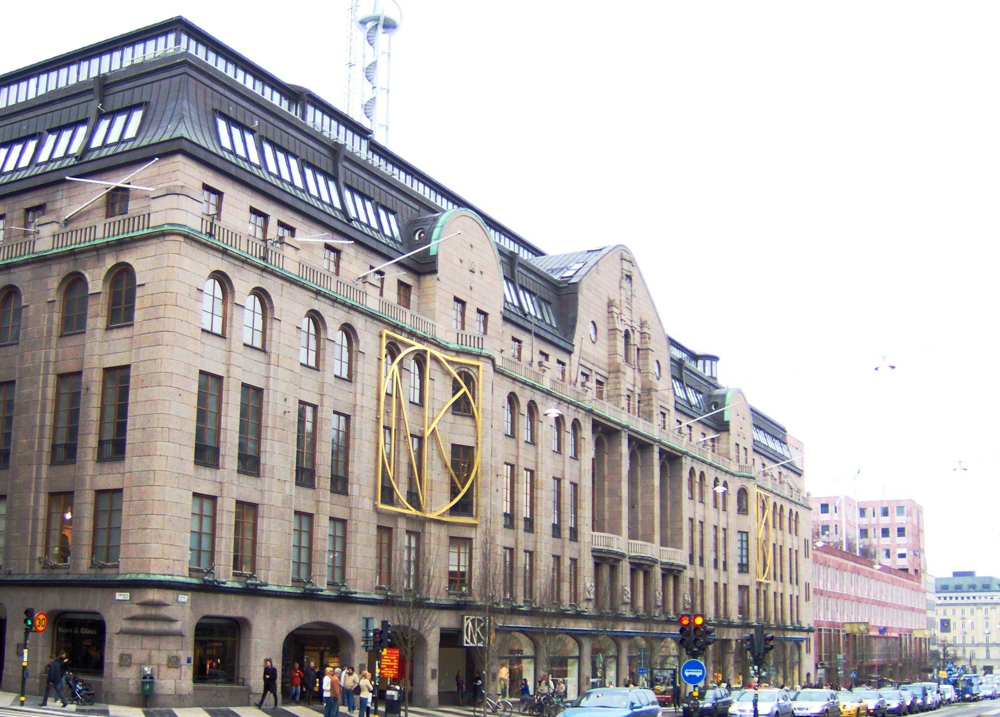 Nordiska kompaniet | Nordiska museet