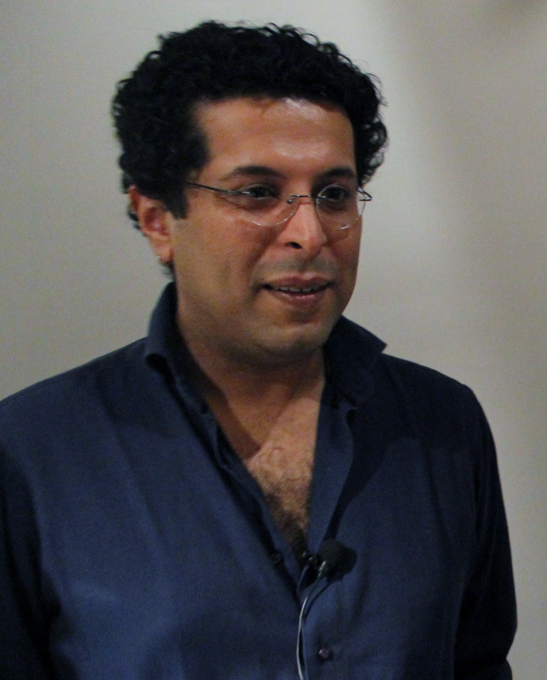Image of Naman Ahuja from Wikidata