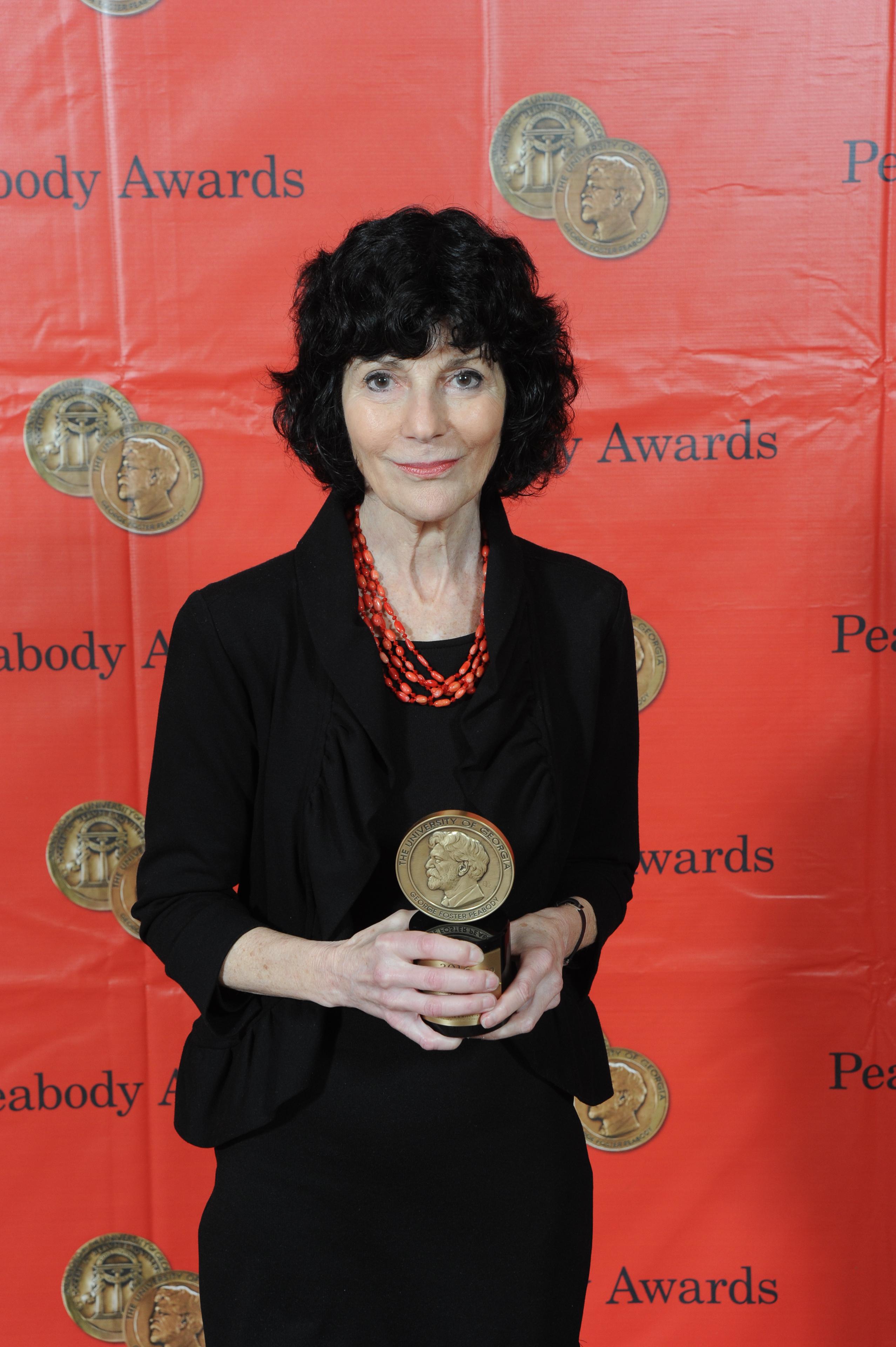 Nancy Buirski at the Peabody Awards 2013