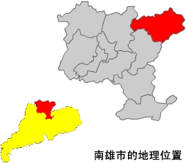 Nanxiong map.jpg