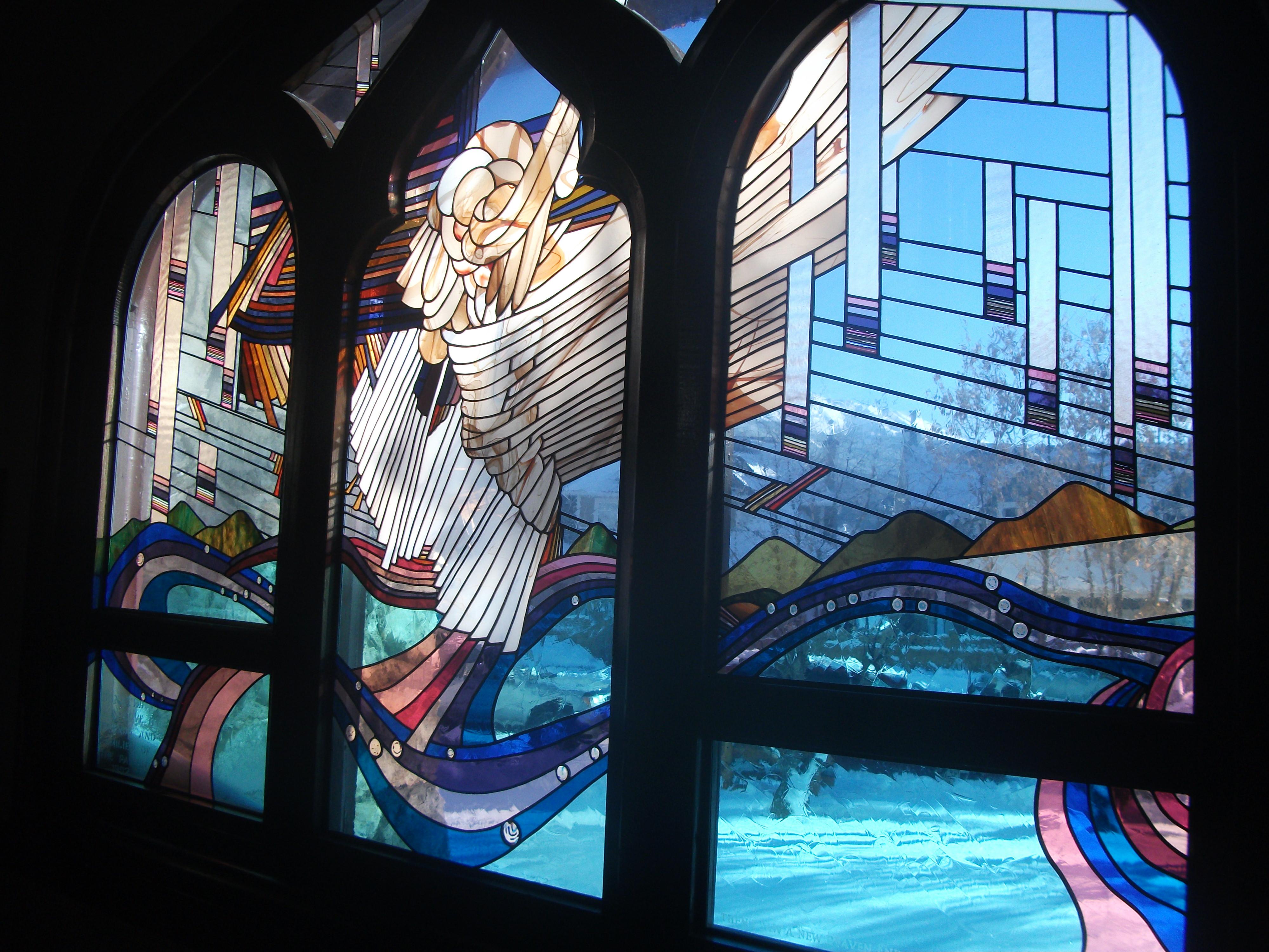 New Heaven Window
