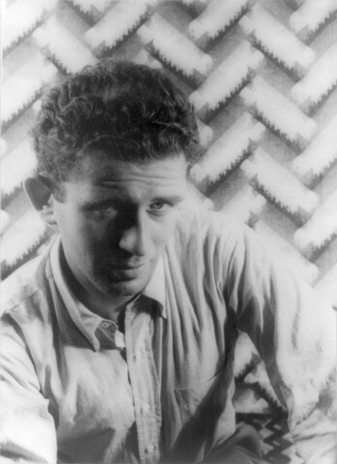 Norman D. Wilson (actor) Norman Mailer photographed by