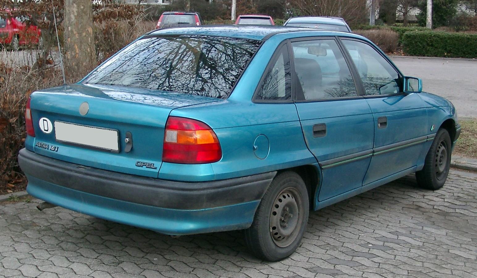 File Opel Astra Rear 20080111 Jpg Wikimedia Commons