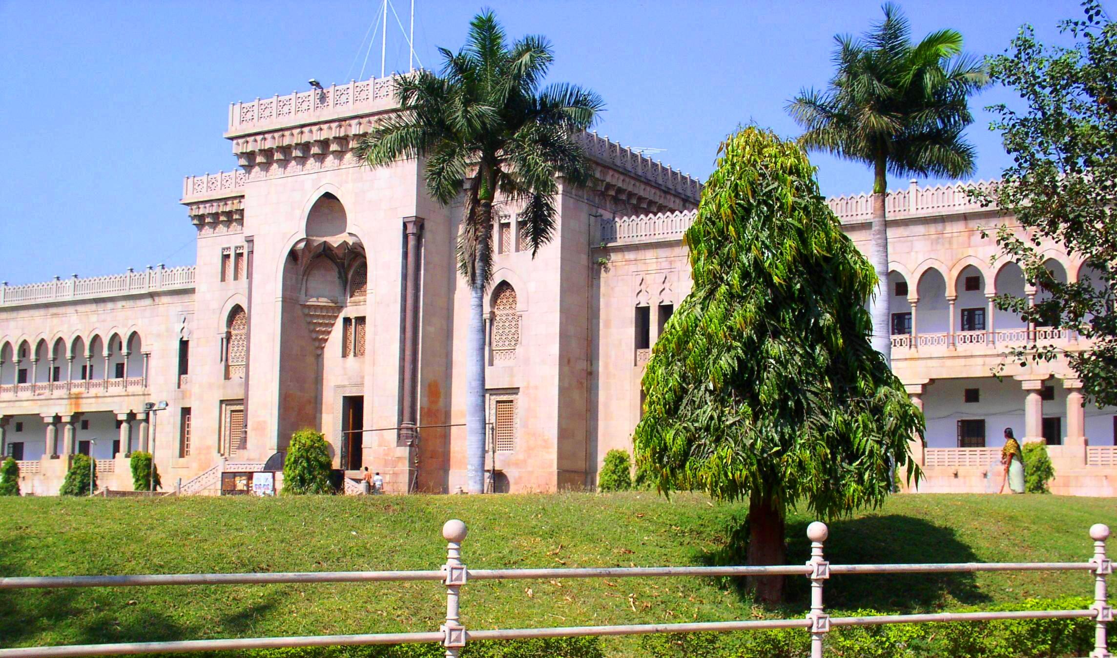 Osmania University - Wikiwand