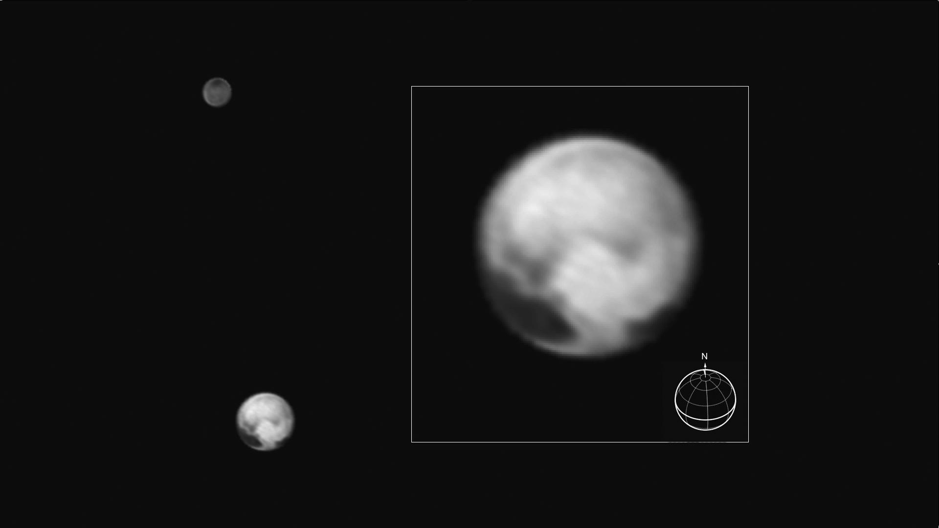 pluto's moons biggest to smallest - HD1920×1080