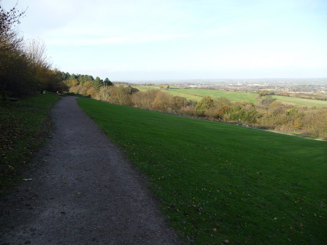 Part of Hartshill Hayes Country Park - geograph.org.uk - 1582737