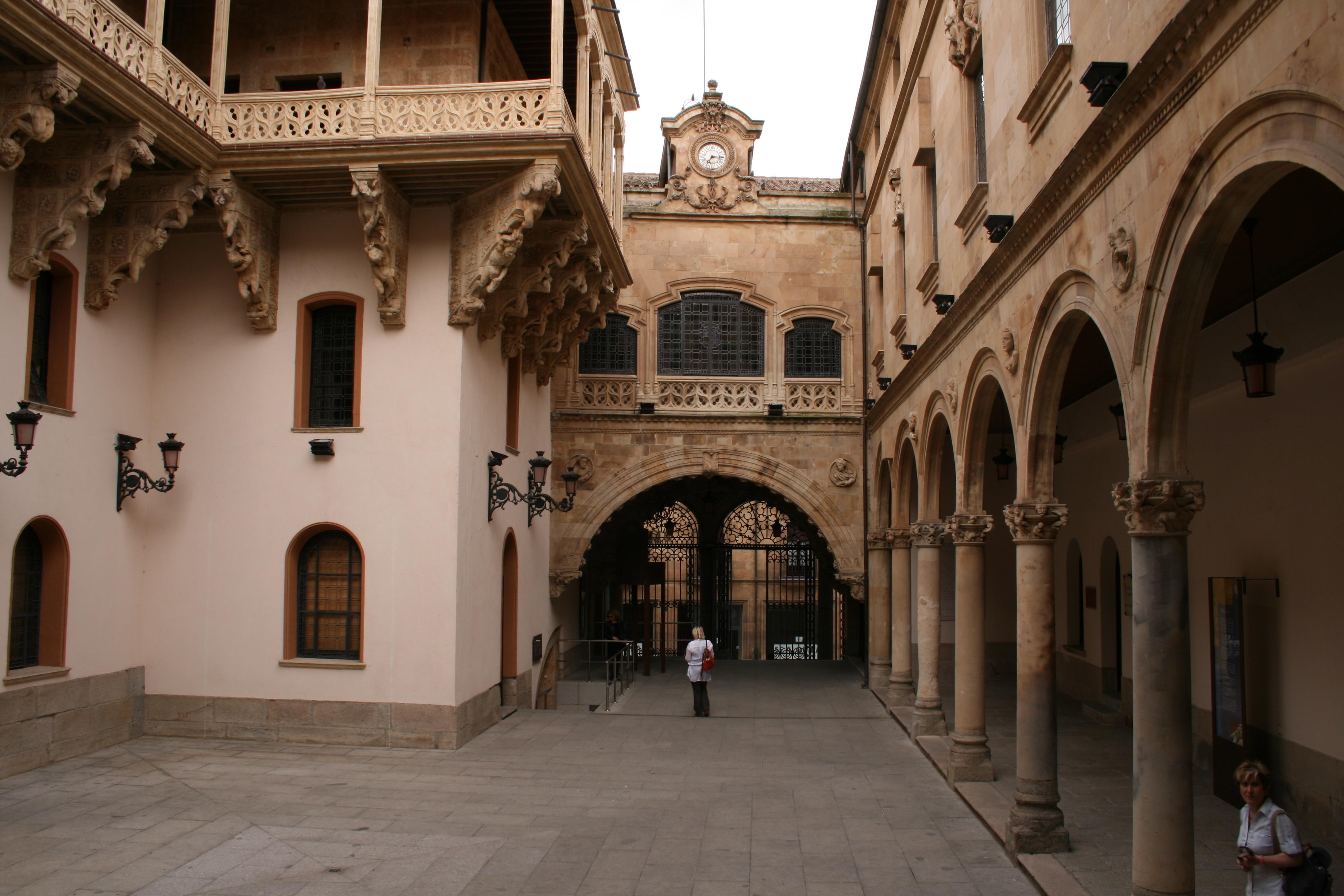 Palacio de la Salina - Wikipedia, la enciclopedia libre
